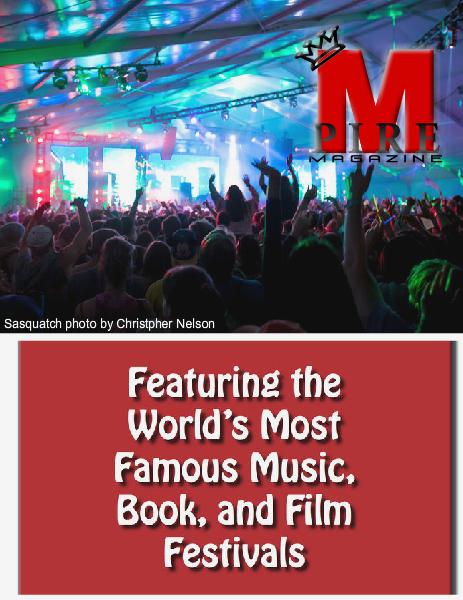 M Pire Magazine February 2014