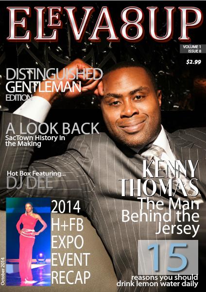 Eleva8UP Magazine October 2014