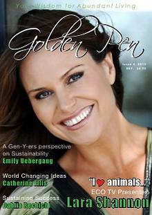 Golden Pen Magazine