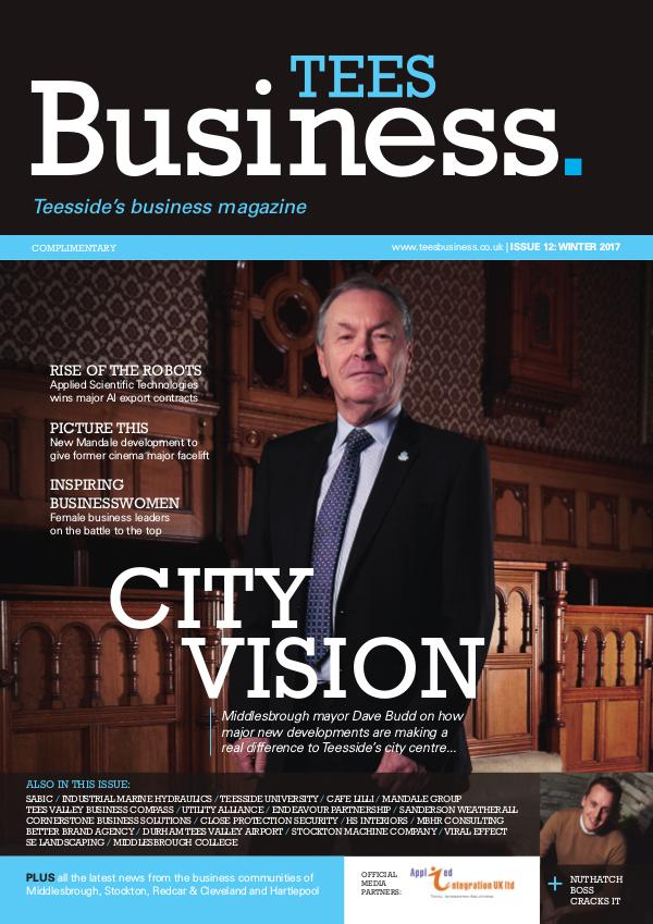 Tees Business Tees Business issue 12
