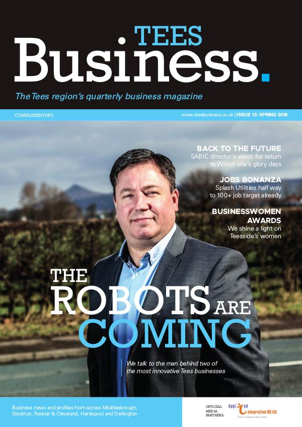 Tees Business issue 13