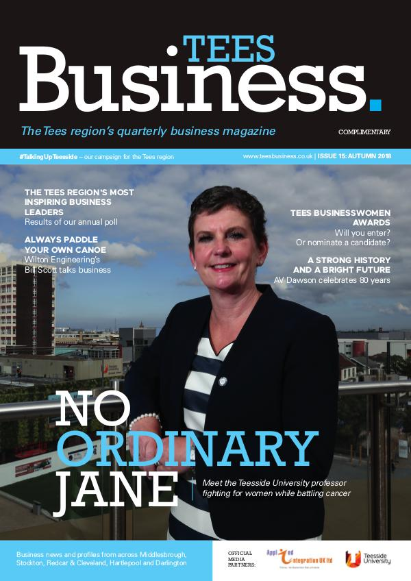 Tees Business Issue 15