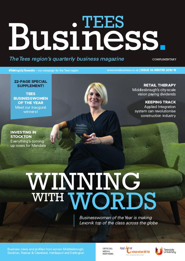 Tees Business Issue 16
