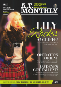 Aycliffe Monthly #1