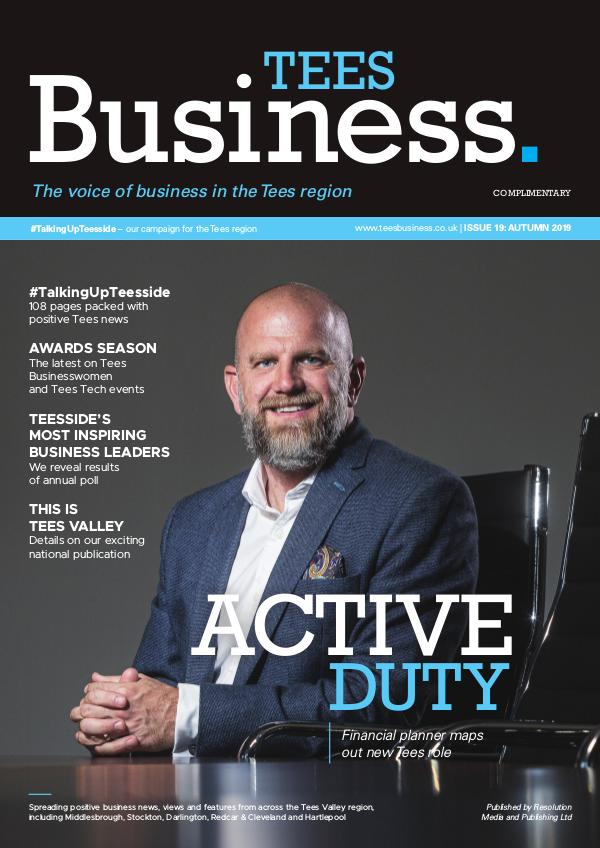 Tees Business issue 19