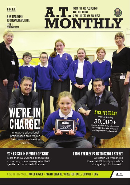 Aycliffe Monthly #2