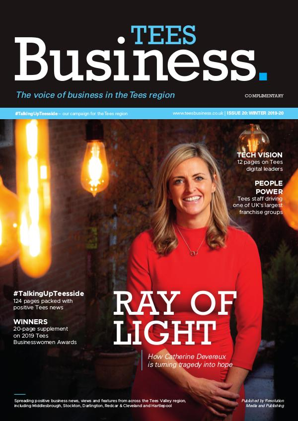 Tees Business Issue 20