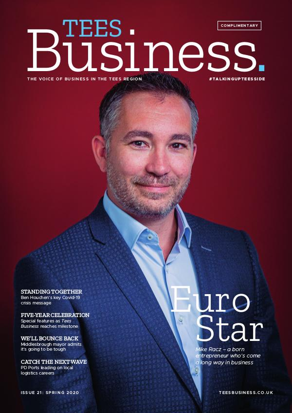 Tees Business Issue 21