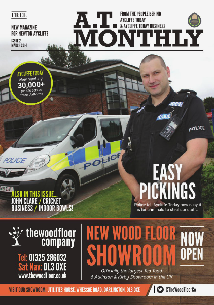 Aycliffe Monthly #3