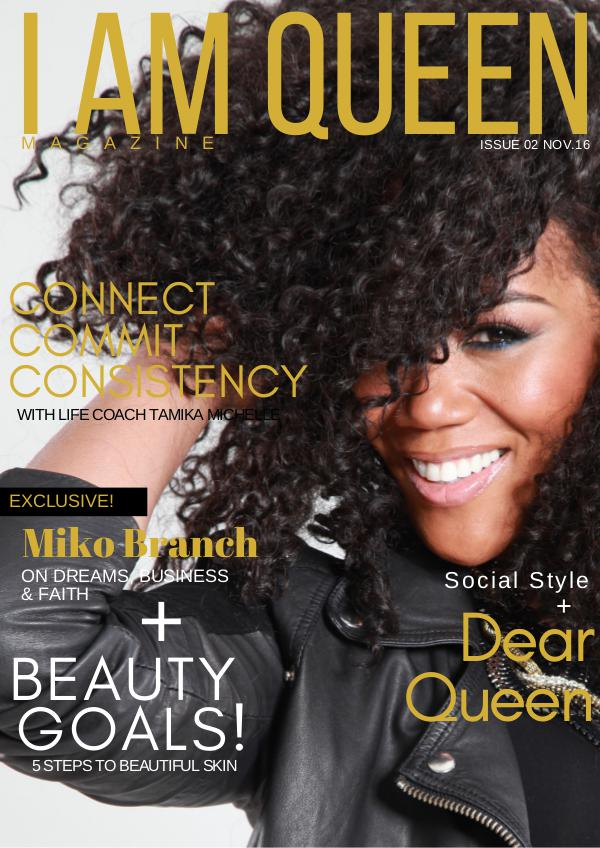 I AM QUEEN Issue 02