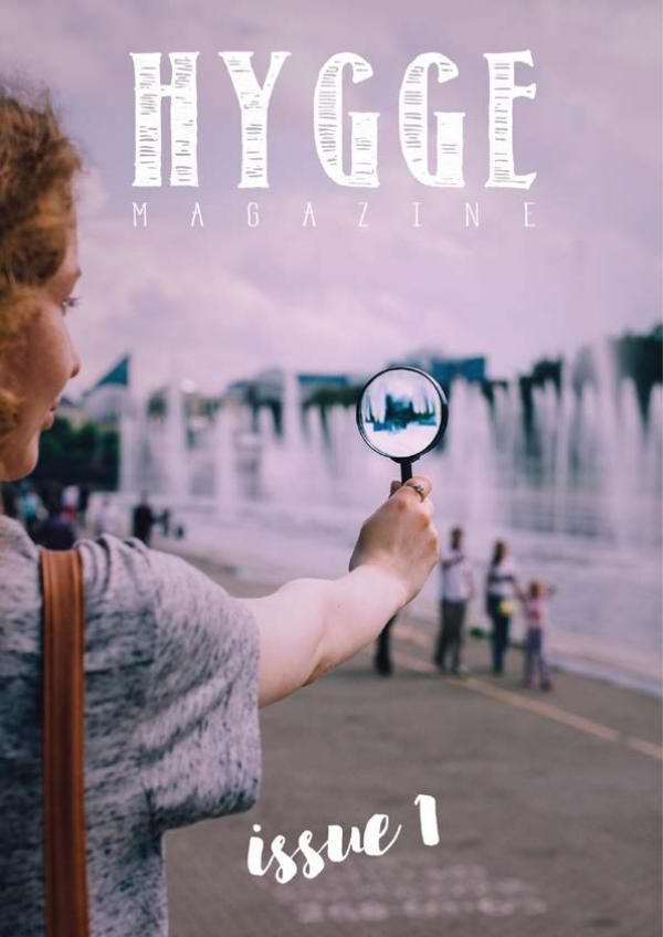 Hygge magazine Hygge magazine #1
