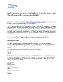Facility Management Services Market in North America Market