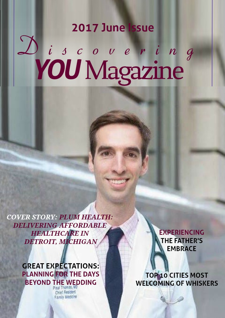 Discovering YOU Magazine June 2017 Issue