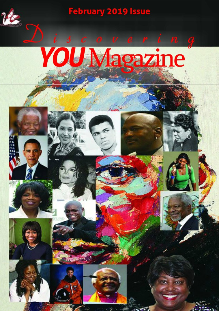 Discovering YOU Magazine February 2019 Issue