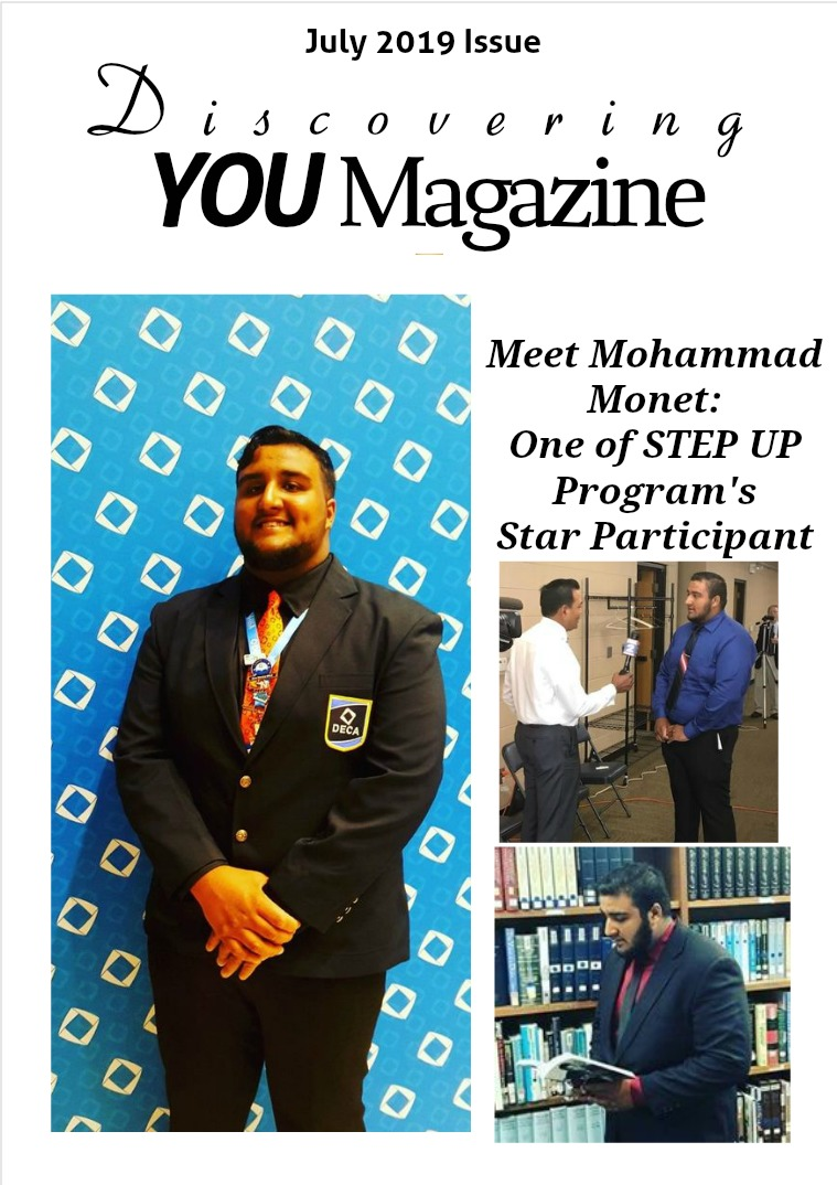 Discovering YOU Magazine July 2019 Issue