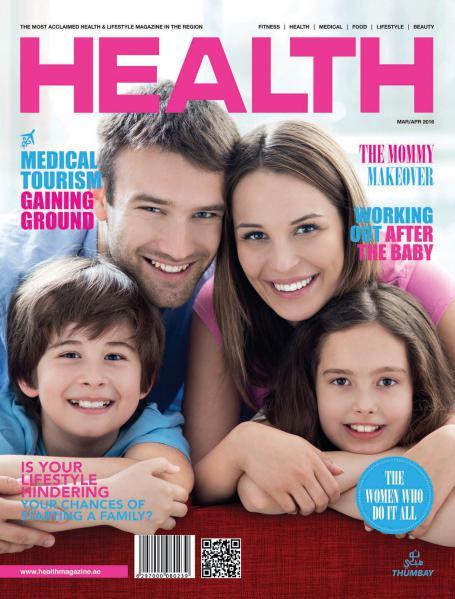 Health Magazine March/April 2016
