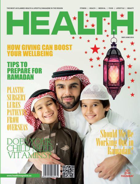 Health Magazine May/June 2016