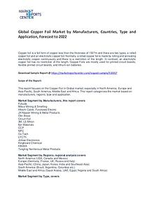 Commercial Aircraft Battery Market Research Reports Analysis To 2022