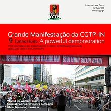 Departamento Internacional da CGTP-IN
