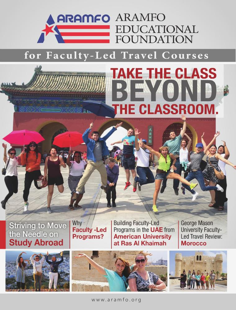 ARAMFO Educational Foundation 2016