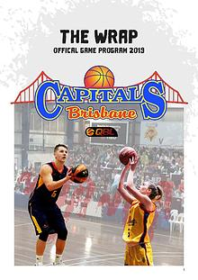 Brisbane Capitals QBL The Wrap