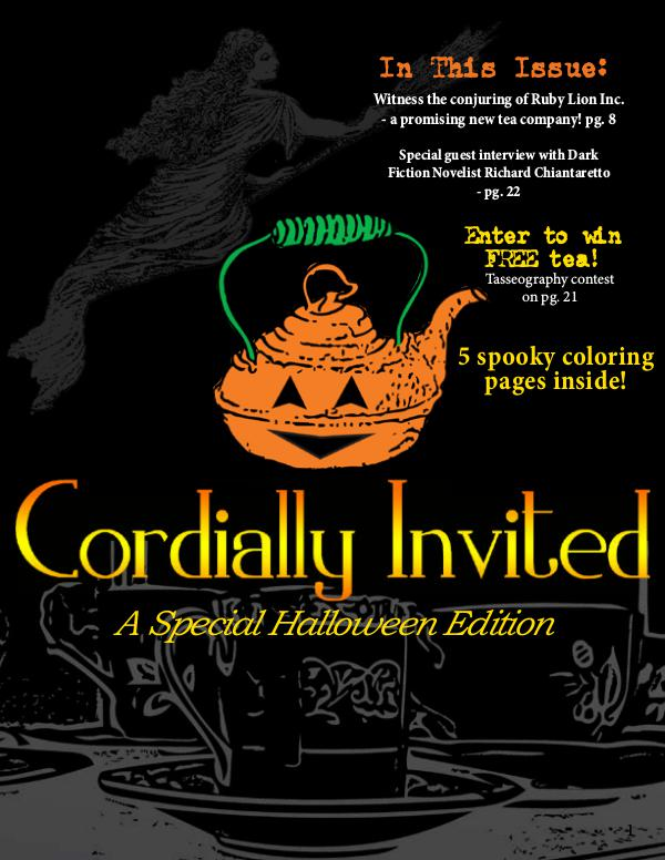 Special Halloween Edition