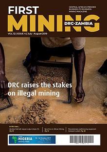 First Mining Drc-Zambia July/Aug 2019