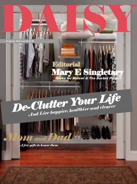 Daisy magazine Daisy magazine May/June 2016