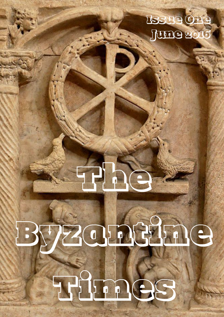The Byzantine Times June, 2016