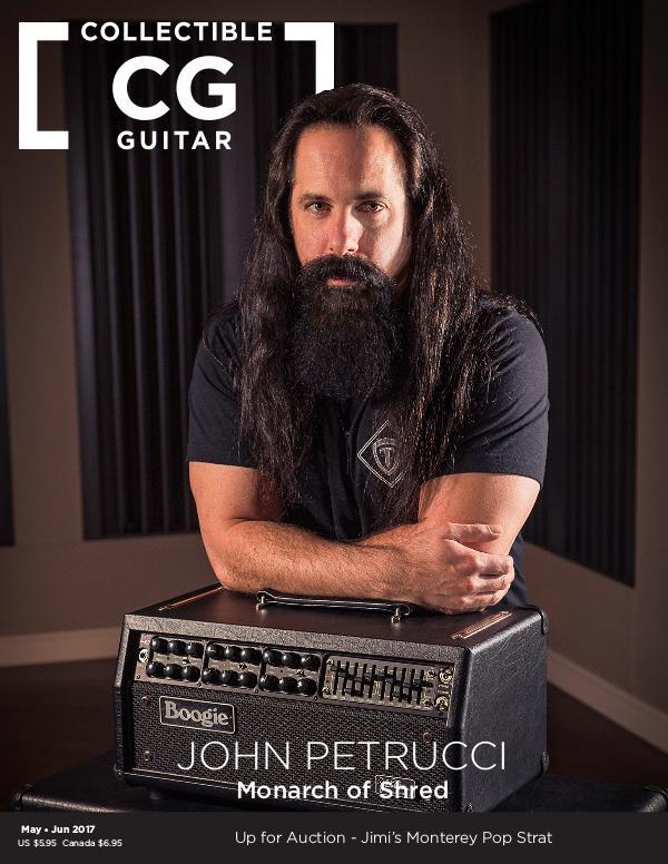 Collectible Guitar MayJun 2017