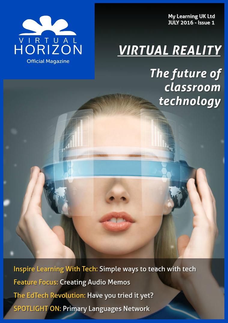Virtual Horizons July 2016
