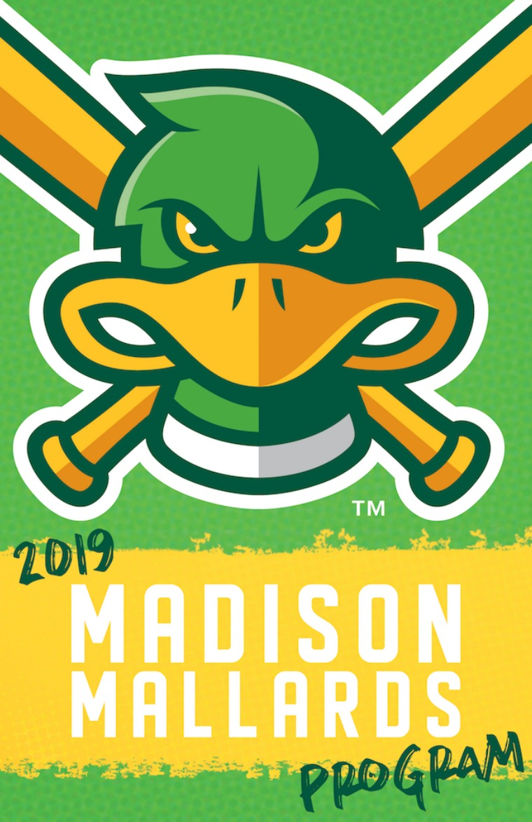 Madison Mallards Program 2019 Program