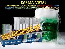 karma metal-Toplama Kuveti Celik toplama retansiyon paleti