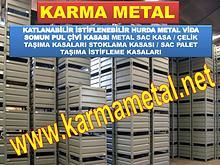 METAL SAC CELIK TASIMA KASALARI - KARMA METAL