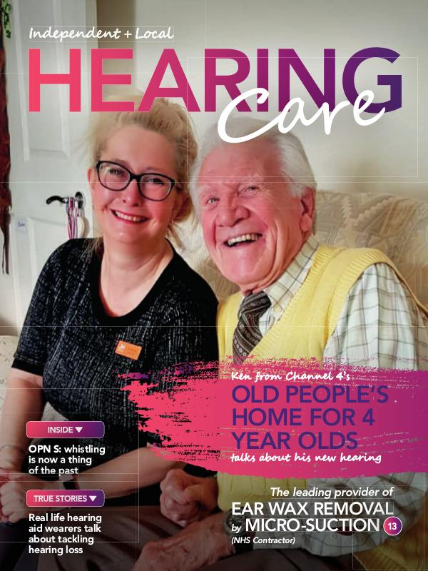 Our Hearing Care Magazine (Opn S) Hearing Magazine