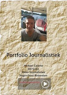 Portfolio Journalistiek