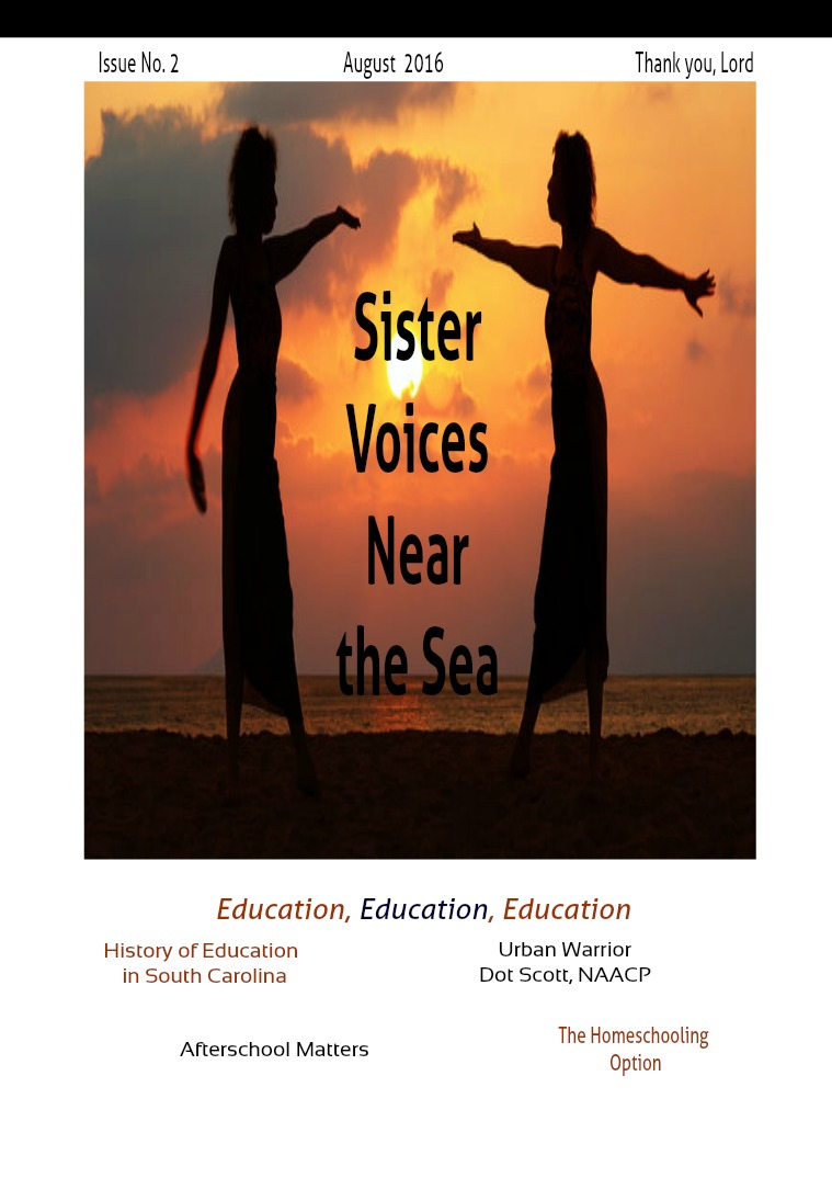 Sister Voices Near The Sea August 2016