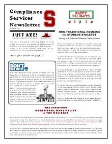 2013-2014 Stanford CS Newsletter