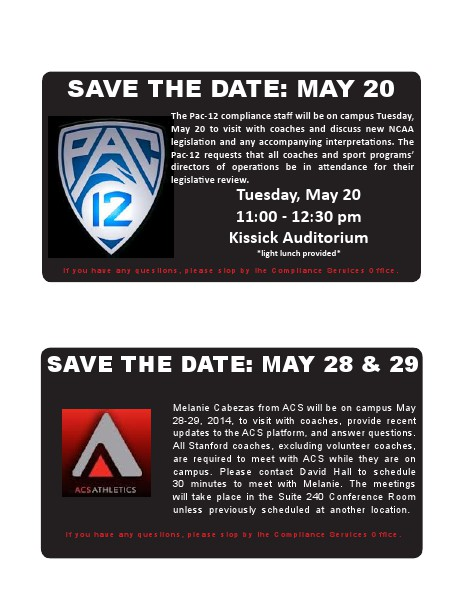 2013-2014 Stanford CS Newsletter May 2014