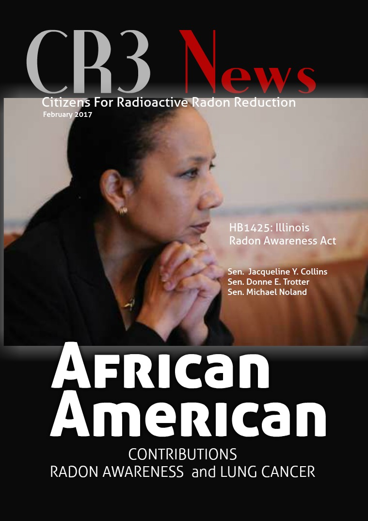 CR3 News Magazine 2017 VOL 2 February: Black History Special Edition