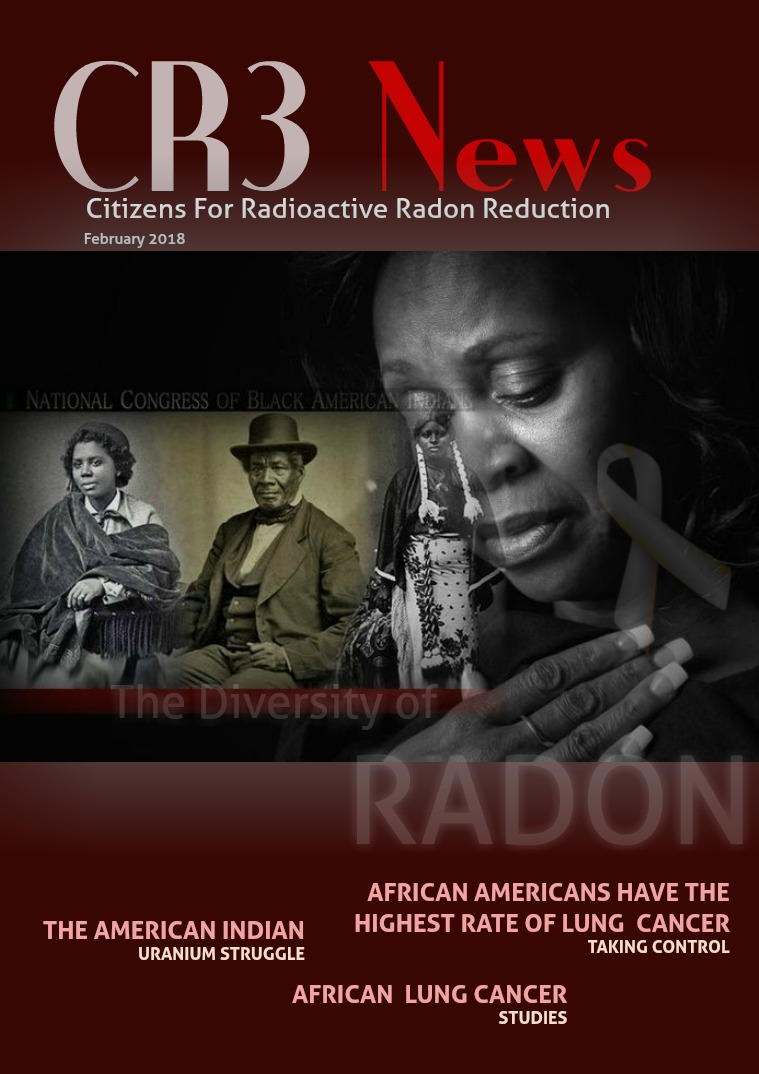 CR3 News Magazine 2018 VOL 2: February Black History Special Edition