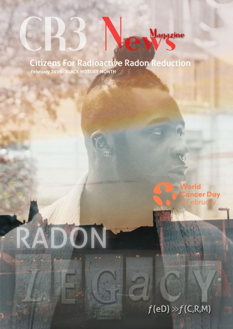 2019 VOL 2: FEBRUARY Black History: Radon Legacy