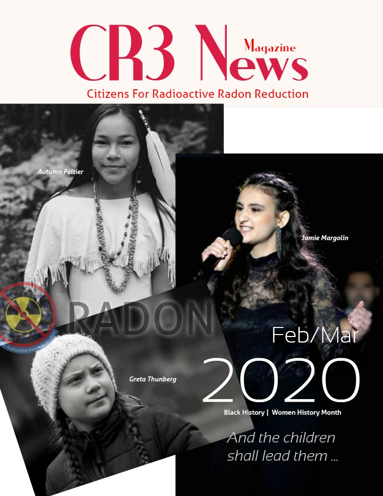2020 VOL 2: FEB-MAR Black & Women History Edition