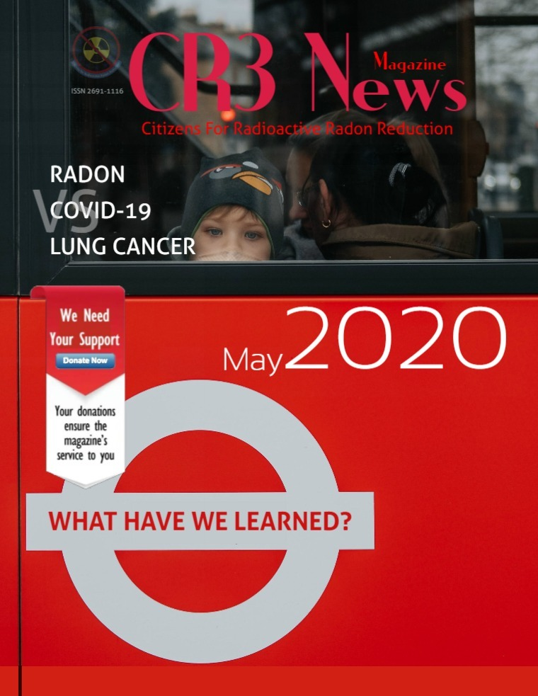 2020 VOL 3: MAY Medical - Radon vs Covid-19
