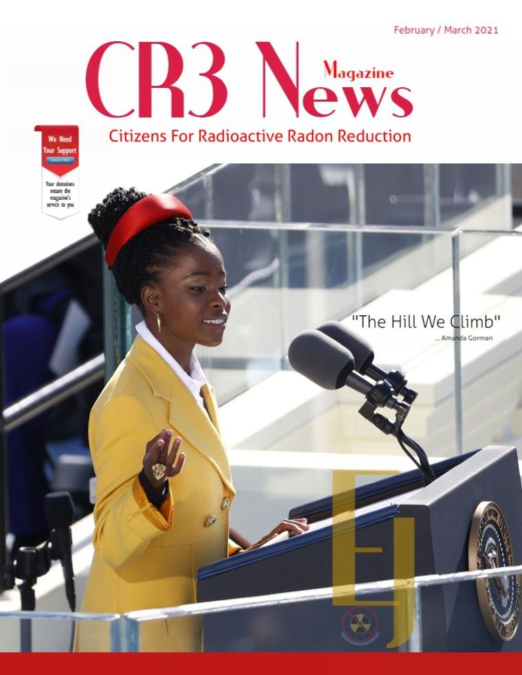 CR3 News Magazine 2021 VOL 2: FEBRUARY - BLACK & WOMEN HISTORY MONTH