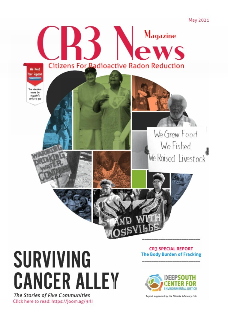 CR3 News Magazine 2021 VOL 3: MAY - MEDICAL ISSUE: SURVIVING