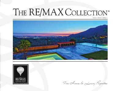 The RE/MAX Collection Magazine September 2013 V2_N3_E1