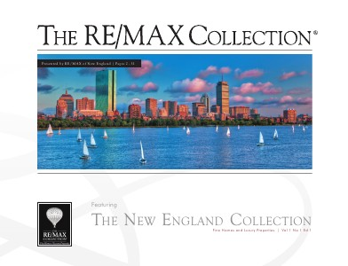 The RE/MAX Collection Magazine September 2013 V1_N1_E1