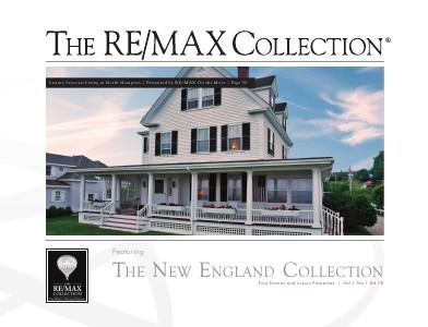 The RE/MAX Collection Magazine September 2013 V1_N1_E18