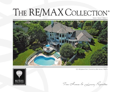 The RE/MAX Collection Magazine September 2013 V2_N3_E6
